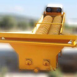 ماكينة غسيل الرمل