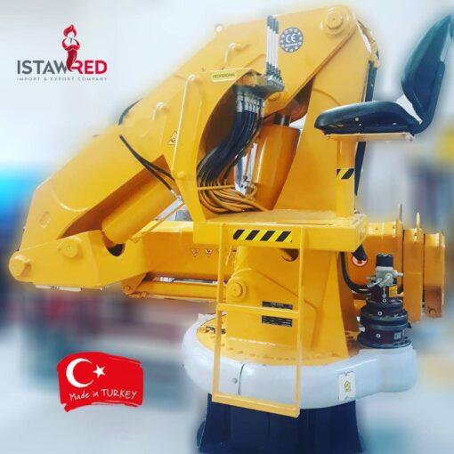كرين صناعة تركية